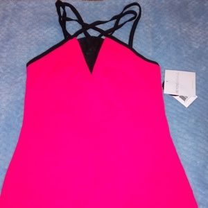 NEW Beyond Yoga workout sport tank top Size S